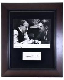 Mark Harmon Autograph 32390