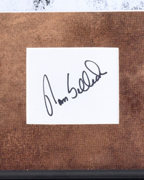 Authenticated Tom Selleck Autograph Photo 32393