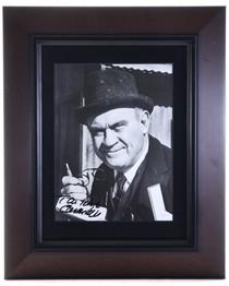 Vintage Framed Dub Taylor Signed Photo 32404