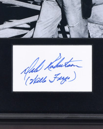 Certified Dale Robertson Signature 32398