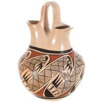 Native American Wedding Vase Pottery 32434