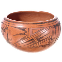Vintage Hopi Pottery Bowl 32439
