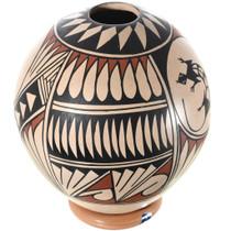 Hand Coiled Mata Ortiz Pottery 32441