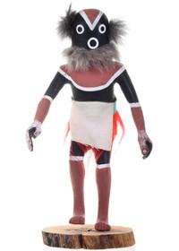 Vintage Hopi Mudhead Kachina Doll 32452