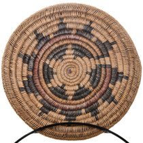 Vintage Navajo Wedding Basket 32454