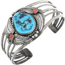 Old Pawn Turquoise Bracelet 32468