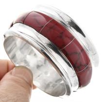 Sterling Silver Spring Cuff Bracelet 32473