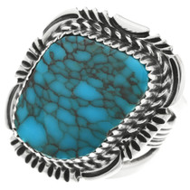 Genuine Bisbee Turquoise Ring 32480
