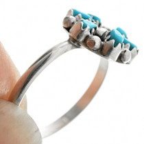 Native American Turquoise Ring 32481