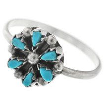 Sleeping Beauty Turquoise Ring 32487