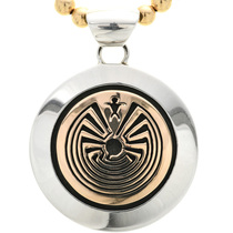 Man in the Maze Pendant 32492