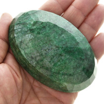 Large Genuine Natural Emerald 32534