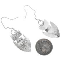 Native American Arrowhead Earrings 32608