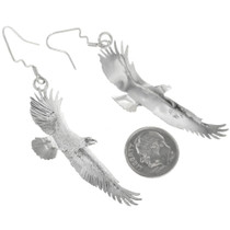 Will Arviso Sterling Silver Earrings 32610