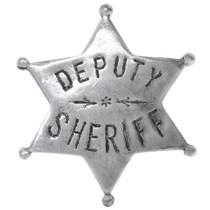 Deputy Sheriff Badge 32611