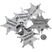 Sheriff Star Badge 32612