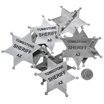 Sheriff Star Badge 32612