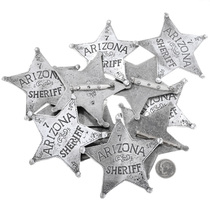 Sheriff Star Badges 32613