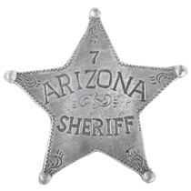 Arizona Sheriff Badge 32613