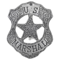 US Marshal Badge 32614