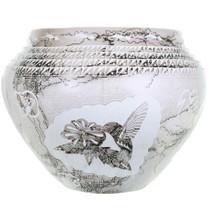 Vintage Navajo Horsehair Pottery 32622
