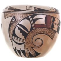 Vintage Hopi Tewa Pottery Jar 32625
