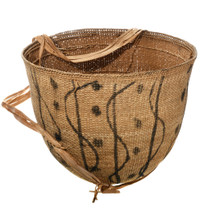 Yanomami Indian Burden Gathering Basket 32653