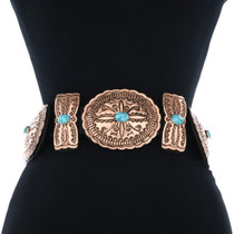 Full Size Concho Belt 32678