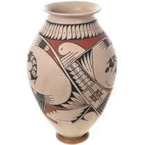 Polychrome Mata Ortiz Pottery 32684