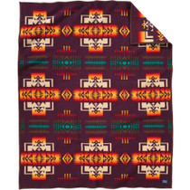 Vintage Pendleton Chief Joseph Blanket 32801