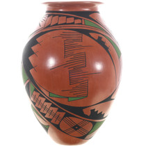 Hand Painted Mata Ortiz Pottery 32701