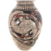 Hand Painted Paquimé Design Pottery 32704
