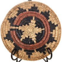Navajo Made Wedding Basket 32707
