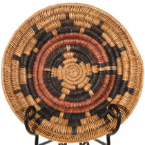 Vintage 1950s Navajo Wedding Basket 32707
