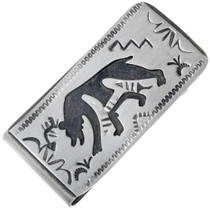Navajo Bear Money Clip 32849