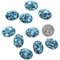 Unbacked Sleeping Beauty Turquoise Cabochons 32713