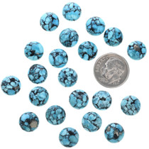 Sky Blue Turquoise Cabochons 32716
