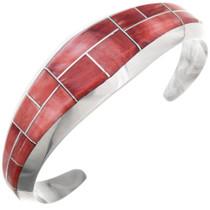 Spiny Oyster Sterling Silver Bracelet 32861