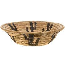 Vintage Pima Saguaro Cactus Basket 32724