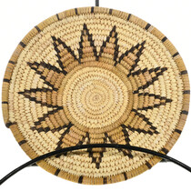 Papago Pima Star Basket Tray 32725