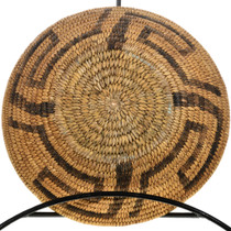 Pima Snake Design Basket 32727