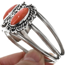 Navajo Coral Bracelet 32904