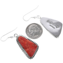 Sterling Silver Native American Earrings 32910