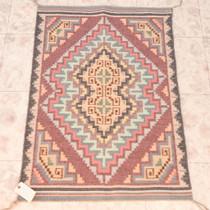 Vintage Navajo Wool Rug 32922