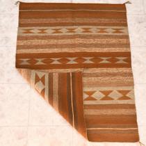 Vintage Navajo Handspun Wool Rug 32923