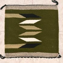 Vintage Navajo Wool Rug 32926