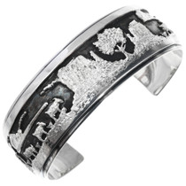 Canyon de Chelly Storyteller Bracelet 32935