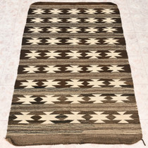 Authentic Navajo Made Wool Rug 32937