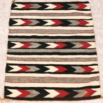 Vintage Navajo Regional Wool Rug 32939