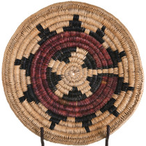 Vintage Navajo Wedding Basket 32948